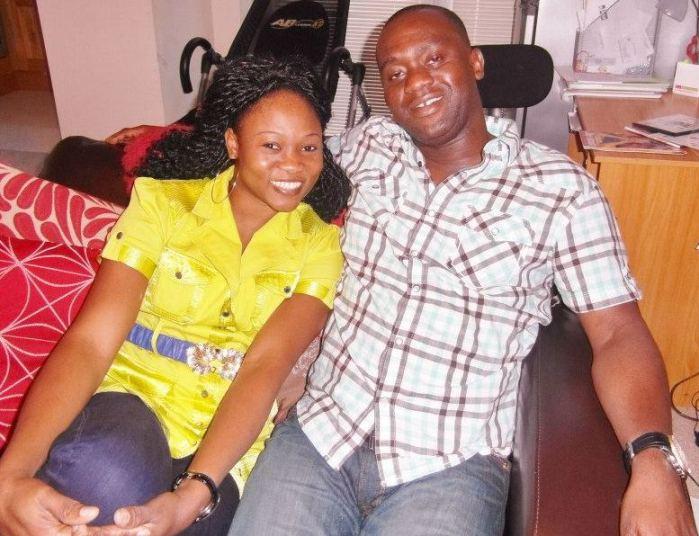 Tokunbo Adebesin and Femi Soneye