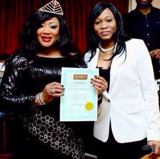 Crowned London Queen Of Promoters Dupe BnS with Tokunbo Adebesin