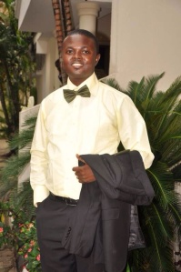 Wale Adesida. General Manager at Soteria Hotel