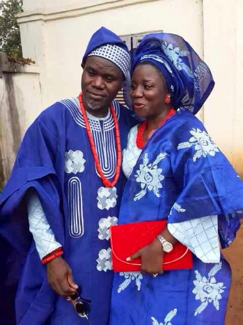 MR & MRS OLABODE
