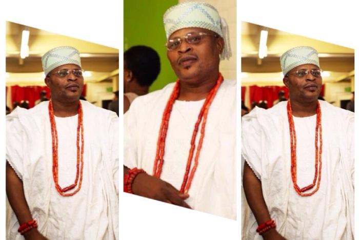 HRM Oba Adedini Asoya of Asoya