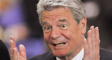 Joachim Gauck President of Germany (Google Images)
