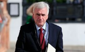Shadow chancellor John McDonnell (Google Images)